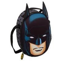 Batman 3D Lunch Bag DC Comics Insulated Lunch Box For Kids School Cooler Bag