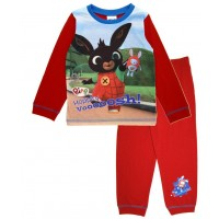 Boys Bing Bunny Long Pyjamas - Hoppity