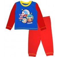Boys In The Night Garden Long Pyjamas - Friends