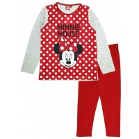 Minnie Mouse Long Pyjamas