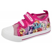 My Little Pony Canvas Pumps  Glitter Pony