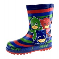 PJ Masks Wellington Boots - Hero Time