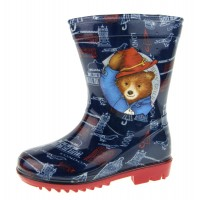 Padding Bear Boys PVC Wellington Boots