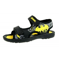 Batman Boys Sports Sandals  Logo