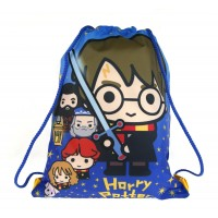 Harry Potter Drawstring Bag - Stars