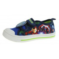 Marvel Avengers Canvas Pumps
