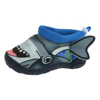 Boys Shark Aqua Shoes - Hammerhead