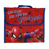 Marvel Spiderman Primary School Reading Book Bag