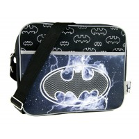Batman Messenger School Bag Satchel