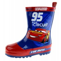 Disney Cars 3 Wellington Boots - Ride The Circuit