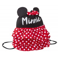 Girls Minnie Mouse 3D Gym Bag