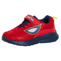 Boys Spiderman Lightweight Sports Trainers Kids Marvel Skate Shoes Pumps Size