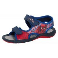Boys Spiderman Sports Sandals Kids Marvel Open Toe Summer Shoe Pool Sliders Size