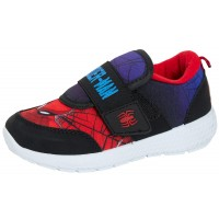 Spiderman Trainers Red / Navy