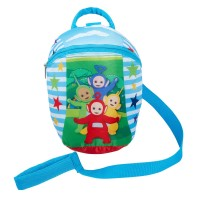 Teletubbies Safety Reins Backpack With Detachable Strap