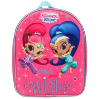 Girls Shimmer And Shine Backpack What's Your Wish?