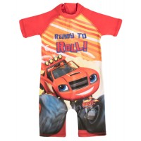 Boys Blaze And The Monster Machines Sun Suit