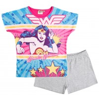 DC Comics Short Pyjamas - Wonder Woman