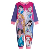 Disney Princess Fleece All In One