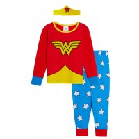 Wonder Woman Dress Up Pyjamas