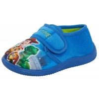 Kids Disney Toy Story Character Slippers Boys Comfort Easy Fasten House Shoes