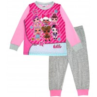 LOL Surprise Dolls Long Pyjama Set - 6 Character
