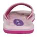 Girls Pink Slide Flip Flops