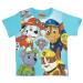 Paw Patrol Short Sleeve T-Shirt - 4 Character