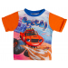Blaze And The Monster Machines Short Pyjama Set