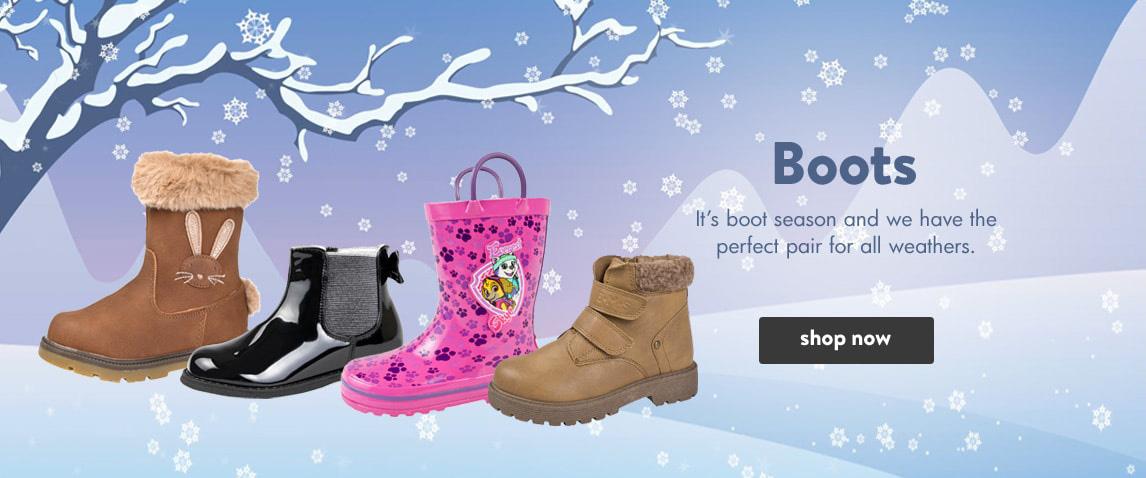Kids Boots