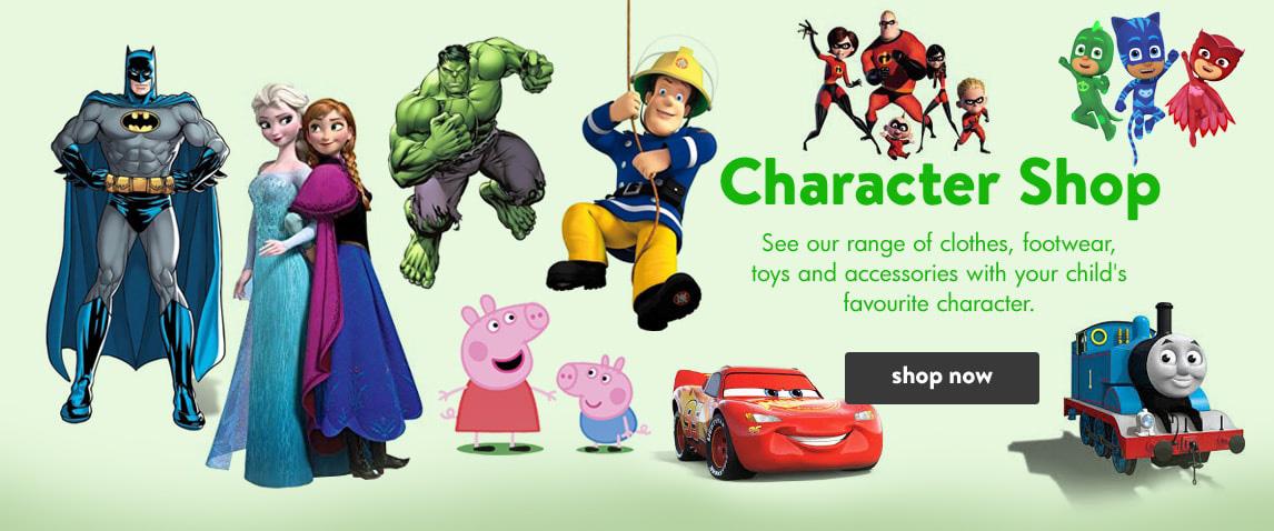 Character Kids Wear